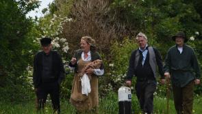 National Famine Walk passes through Longford