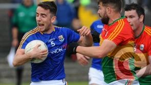 Colm P Smyth in a positive mood on his Longford return