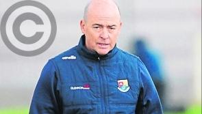 Longford manager Padraic Davis very happy with the win over Carlow
