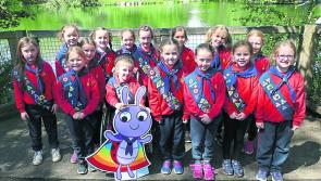 Longford girls among 300 to celebrate Ladybirds' 30th year