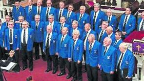 Longford to welcome Dublin Welsh male choir