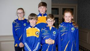 GALLERY| Longford Athletics club officially launch fundraiser drive