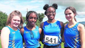 Connacht Gold galore for Longford Athletics Club
