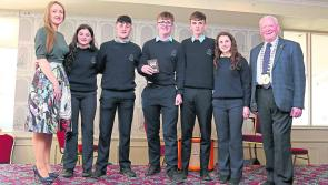 Longford Leader gallery: Picture perfect talent at Longford Schools Photography Programme