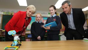 Longford winners of the SFI Discover Primary Science and Maths awards revealed