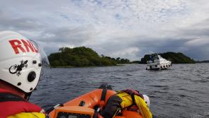 Lough Ree RNLI rush to the scene of two callouts