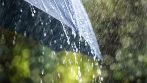 Met Éireann issues rainfall weather warning  for Longford