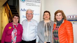 Roving Leader: Longford ASI, supporting those with dementia since 1982