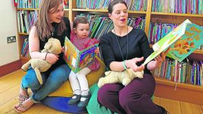 PICTURES: Cruinniú na nÓg brings story time to Ballymahon
