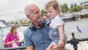 Ray D'arcy Show will broadcast live from Longford