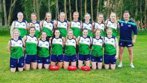 Longford's Michelle Farrell helps Irish National Aussie Rules team reach Euro Cup semi-final in Sweden