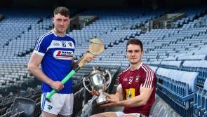 Where can you watch the Laois Westmeath Joe McDonagh Cup GAA hurling final live?