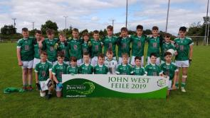 All-Ireland double glory for Clonguish at John West Féile Peil