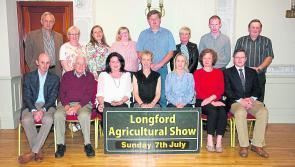 All eyes on upcoming 117th Longford Show