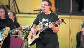 Longford Leader gallery: Musical stars shine at School of Rock Concert