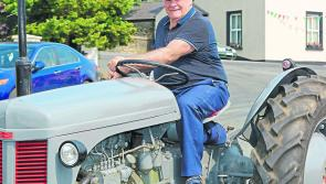 Colmcille Vintage Club Tractor Run celebrates 10 years