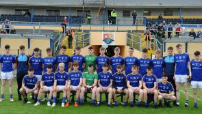 Dan McElligott hopes Longford U17s can capture silverware as they take on Wexford tonight