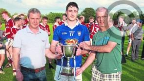 St Mary's Granard overcome Kenagh to capture the John Drake Cup