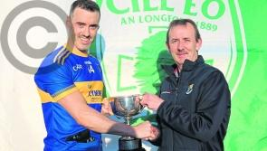 Dromard defeat Longford Slashers to collect the Bertie Allen Cup in league title triumph