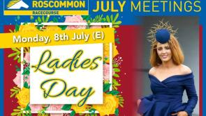 Ladies to step out in style at Roscommon Races next Monday