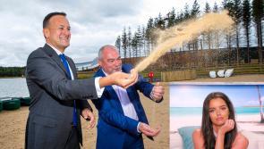 WATCH | An Taoiseach Leo Varadkar is a fan of Longford Love Island star Maura Higgins