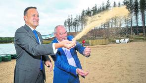 Opening of Center Parcs is a 'game changer' for Longford