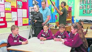 A first for Ballinalee pupils