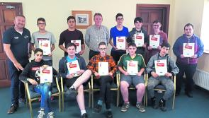 Longford Leader gallery: Granard a hive of activity for Foróige Futures Project