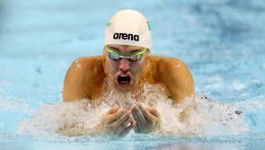 Listen | Longford swimmer Darragh Greene  'happy' to achieve Tokyo 2020 Olympic qualification time