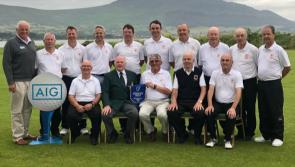 Cill Dara golf club win the Leinster final in the Pearse Purcell competition over the weekend