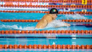 Sensational performance secures World Championship semi-final place for Longford swimmer Darragh Greene