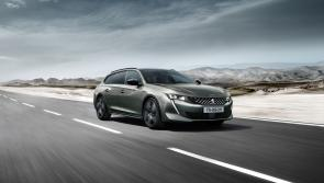 Peugeot 508 SW is an 'instinctive driving experience'