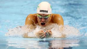 LISTEN | Longford's Darragh Greene narrowly misses out on place in 50m Breaststroke final at World Swimming Championships