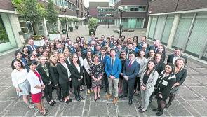Two Longford graduates join Bord Bia's talent academy