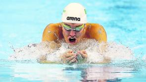 Longford swimmer Darragh Greene edged out of World Championship semi-final place