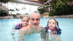 GALLERY | Ballymahon heats up to a subtropical 29.5C as Center Parcs Longford Forest resort is unveiled
