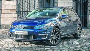 Longford Leader Motoring: Volkswagen unveils  e-Golf Executive Edition
