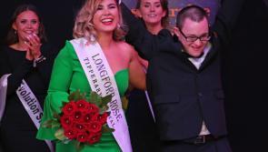 Longford Rose backed into 10/1  to take  Rose of Tralee crown
