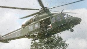 No delay to patient care following helicopter difficulties at St Mel's College in Longford