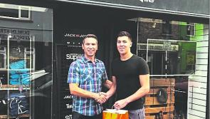 Darragh Greene partners up with Spirit clothing