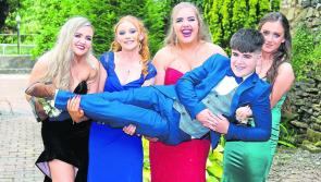 PICTURES | Glamour in Granard as Árdscoil  Phádraig and Cnoc Mhuire team up for their graduation ball