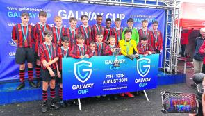 WATCH  Longford League crowned 2019 Galway cup champions