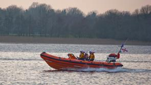 Lough Ree RNLI aid in medical evacuation of unwell woman