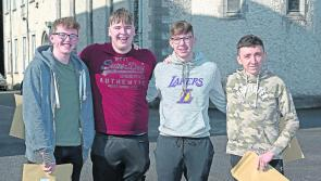 St Mel's College principal Declan Rowley thrilled with the Leaving Cert class of 2019
