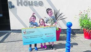 Ballymahon family to present cheque for €16,000 to Our Lady's Hospital Crumlin after fundraiser event