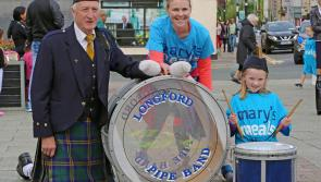 Longford Leader gallery:  Huge support for Mary's Meals fundraiser walk
