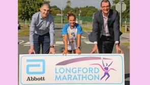 Abbott  announced as new title sponsor of Longford Marathon