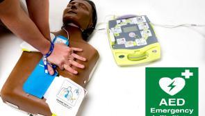 Longford group appeals for return of missing defibrillator