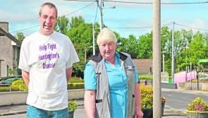 'All I want is  Joe  safe and secure', says Longford mother