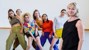 Longford choreographer Marguerite Donlon to bring new piece to the Backstage